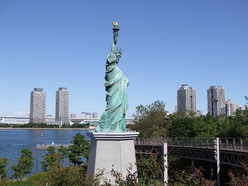 estatua tokio