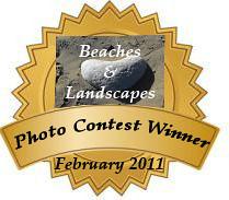 Beaches&LandscapesPhotoContestAward