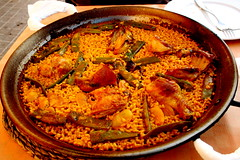 Paella /  (mitko_denev) Tags: food spain paella elpalmar