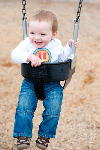 Noah's 11 Month Photoshoot 34