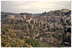 Sorano (Marano Marco) Tags: tuscany toscana grosseto sorano maranomarco