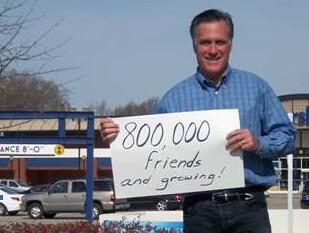 800,000 Facebook Fans