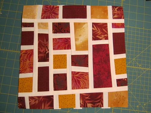 Mod Mosaic for racrobin (rachel) Sew & Bee Happy