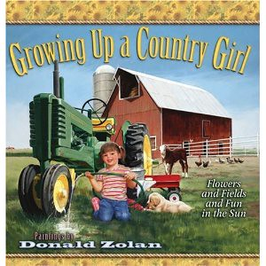 Growing up a country girl book