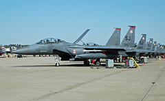 F-15E Barn Door (rcsadvmedia) Tags: bomber fighterjet f15estrikeeagle seymourjohnsonairforcebase 4thfighterwing strikeaircraft photobychristianshepherd photographbychristianshepherd rcsadvmedia rcsadventuremedia 333rdfigthersquadron