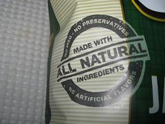 SunChips Jalapeño Jack Flavored Multigrain Snacks All Natural
