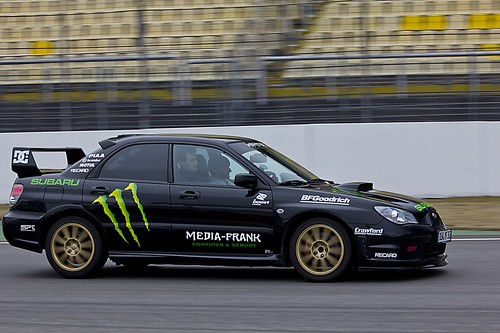 Wonderful Subaru Impreza WRX STI Monster Energy Like Ken Block