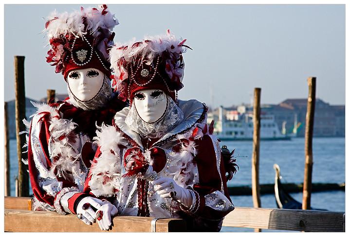 Venice, Maske