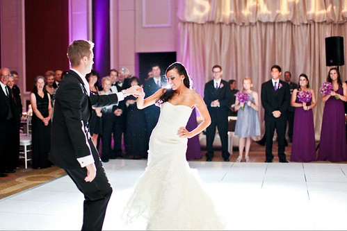 real Mandarin Oriental wedding, first dance DJ'ed by Chris Laich Music Services - image by Leigh Taylor