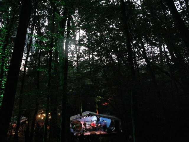 The Quarry Stage, In The Woods '10