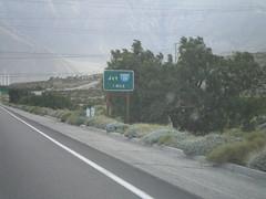 CA-62 West Approaching I-10 (sagebrushgis) Tags: california sign junction intersection i10 riversidecounty interstatehighway biggreensign ca62 californiastatehighway