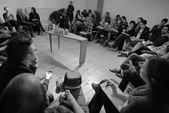 Crisis-Free Arts Criticism Salon @ threewalls
