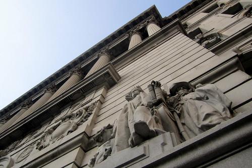 NYC - Civic Center: Surrogate's Court