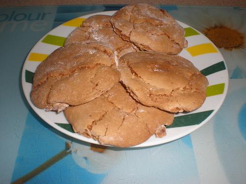 galletas con cacao