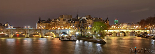 Paris, France - Ile de la Cité by GlobeTrotter 2000