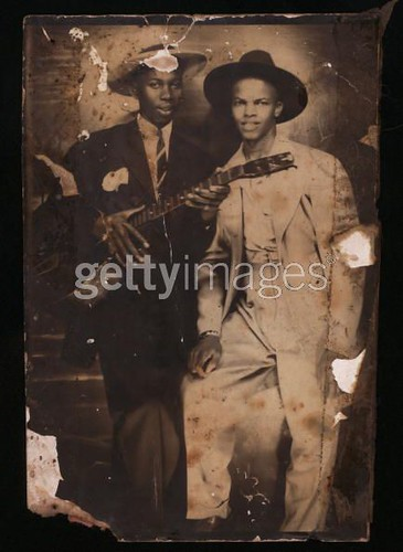 Robert Johnson&Johnny Shines1935RAW by Doctor Noe