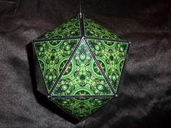 G-Video Chaos Icosahedron
