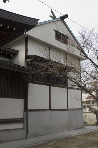 続・竹林の愚人 佐奈部神社