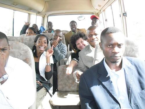 Testing Counselors in Zambia