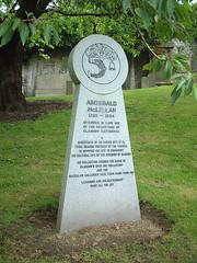Archie McLellan Memorial