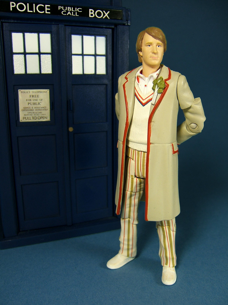 Meet the Toy:  The Doctor (5th Incarnation)