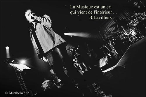BERNARD LAVILLIERS @ Passagers du Zinc 2011 Avignon