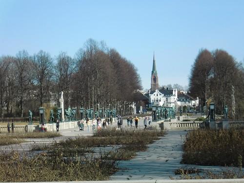 Parque Vigeland, Oslo
