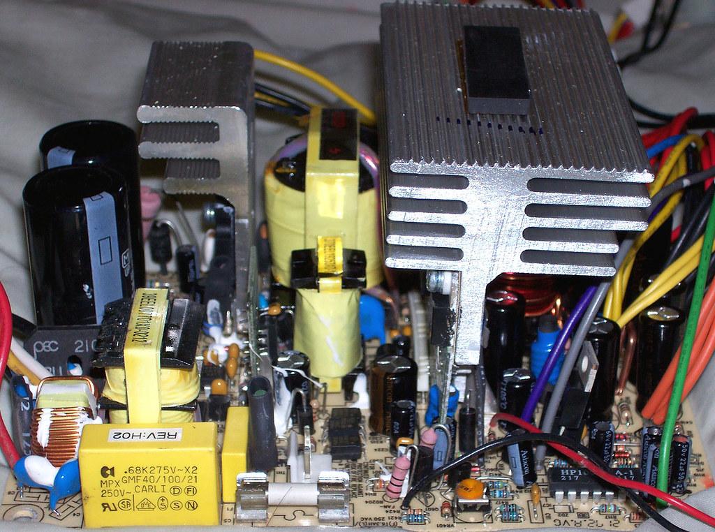 ATX PSU Dell Chicony HiPro 250W7