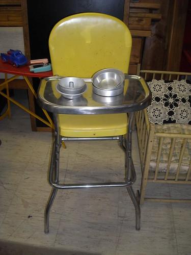 50s Child seat