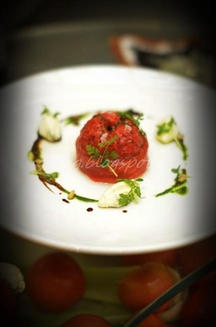 Momotaro Tomatoes Terrine
