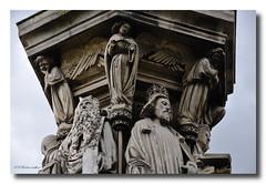 Le jugement dernier (patoche21) Tags: city france statue hospital town nikon dijon 21 burgundy ngc bourgogne ville hpital d300 18200mm ctedor nikonpassion capturenx2 flickrtravelaward patrickbouchenard