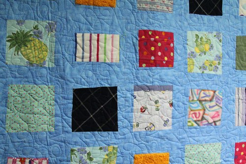 recycled clothing quilt, memory quilt, mamaka mills 3