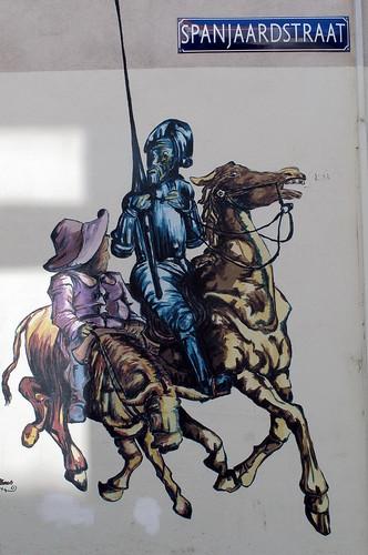 Don Quichotte, l'archétype du ridicule (Cervantes)