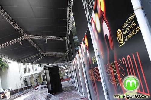 Fotos Alfombra Roja Premios Casandra 201100012