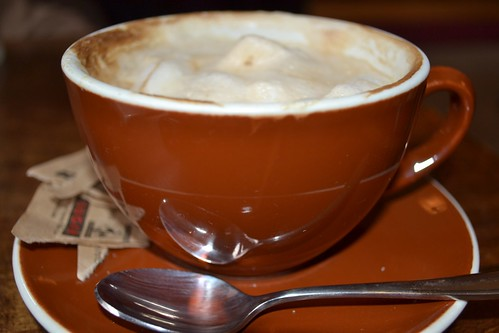 a perfect cappucino