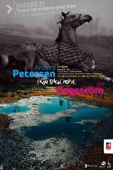Expo Engström Pertersen (Bibliothèque universitaire d'Angers) Tags: art exposition bu bua petersen angers création universitaire contemporain engström artothèque photogrpahie galerie5 bibliothqèeus