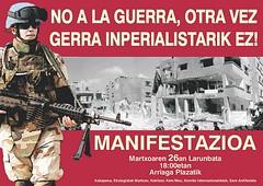 Cartel - No a la Guerra Otra Vez