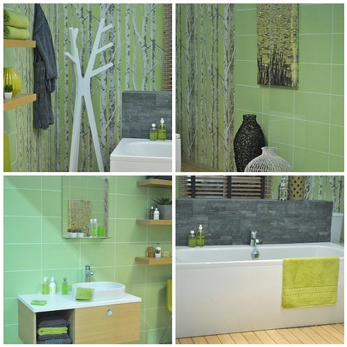 Bathroom @ The Ideal Home Show, 2011