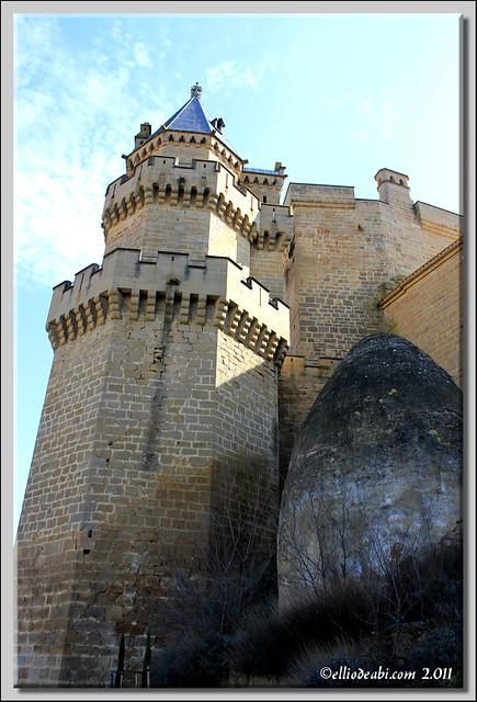 20 Palacio de Olite.