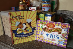 Kiddie Cookbook