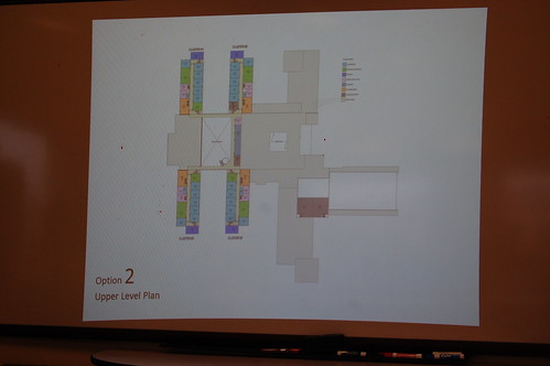 SchBldgComm: Option 2 - 2nd floor