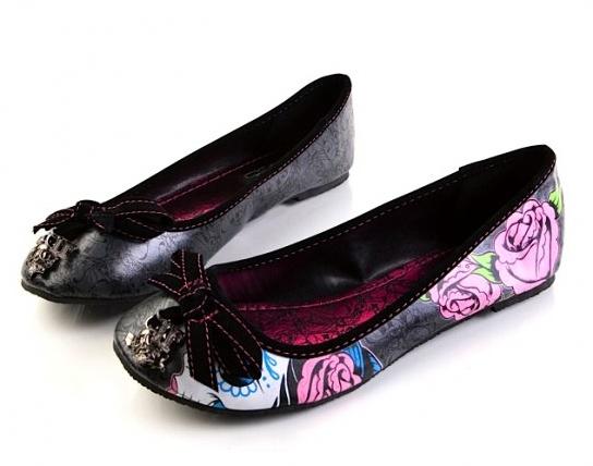 dámske topánky Iron Fist IFL0708