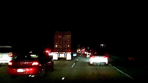 Traffic in the OC