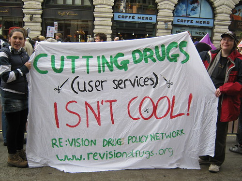 Re:Vision march for the alternative