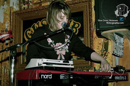 Slow Down, Molasses @ Gus' Pub March 24th 2011 - 05
