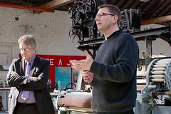 Christian Lecerf et Sylvain Engelhard