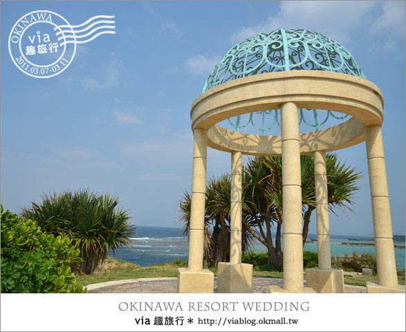 【沖繩教堂】沖繩美麗教堂之旅~Aquagrace、Aqualuce、Coralvita教堂17