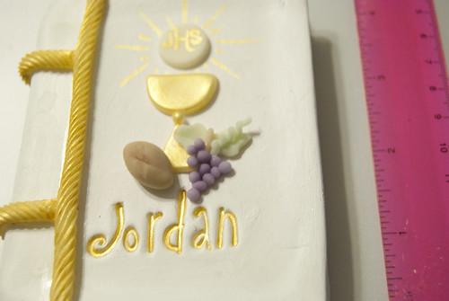 recuerdito de primera comunion para Jordan