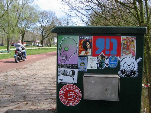Sticker combo