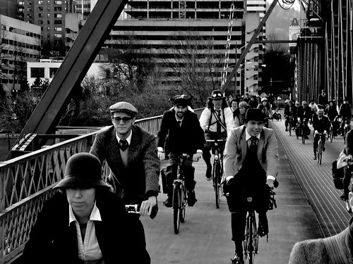 Tweed Ride - Vice Edition